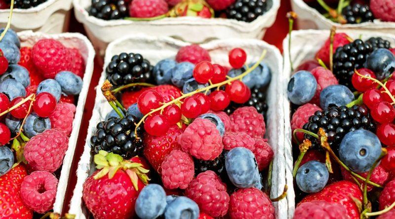 nejzdravější ovoce