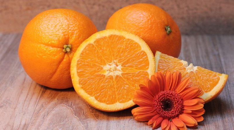 Pomeranč a zdraví